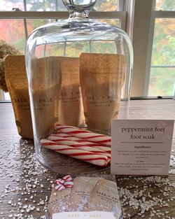 Peppermint Feet Soak